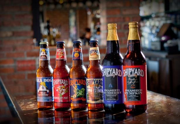 Shipyard-bottles